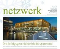 """Business Campus Newsletter """"netzwerk"""" Dez. 2015"""