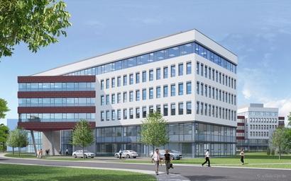 Die pbb Deutsche Pfandbriefbank (pbb) wird ihre Zentrale künftig am Parkring im Business Campus ansiedeln