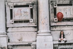Italien-Motiv Benno Hurt